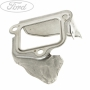 Прокладка теплообменника клапана егр (железная евро 5) Форд Tранзит 14-
