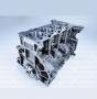 Блок цилиндров (шорт-блок) двигателя 2.2 Форд Транзит