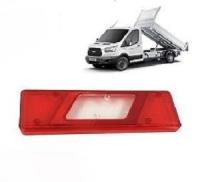 Стекло фонаря заднего (шасси) левое Форд Транзит 2014-